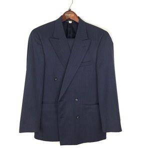 Deep Purple Men's Suit Size 38R (Jacket & Pants)
